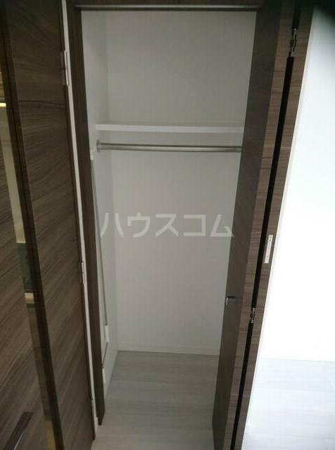 SS.Advance横濱阪東橋ex 602号室の収納