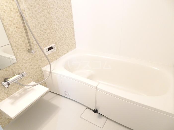 Grace Garden 202号室の風呂