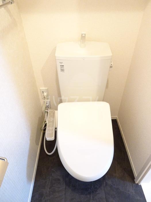 Grace Garden 202号室のトイレ