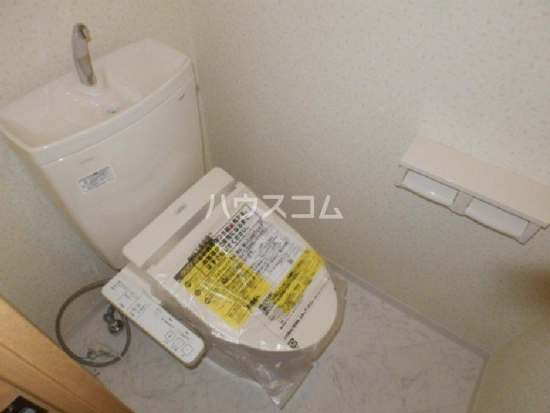 ポートハイム第七吉野町のトイレ