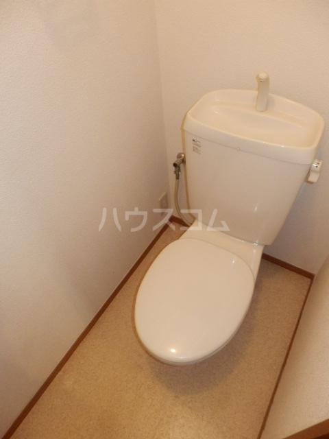 石本ハイツ 101号室のトイレ