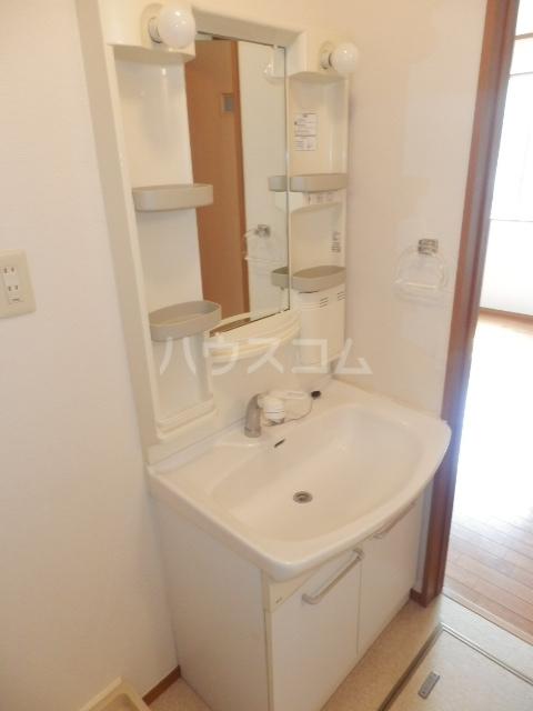 石本ハイツ 101号室の洗面所
