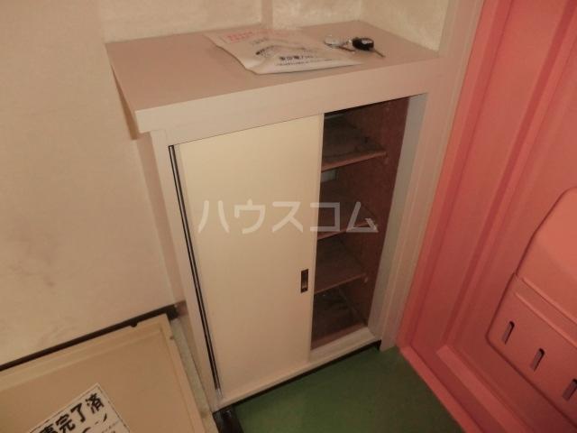 筑波ハイツ 201号室の収納