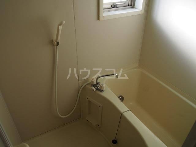 ALM HAUS 201号室のトイレ