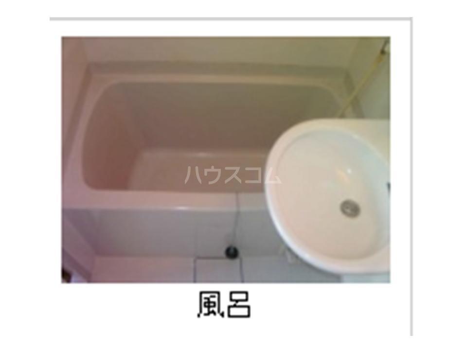BLD T&T 301号室の風呂