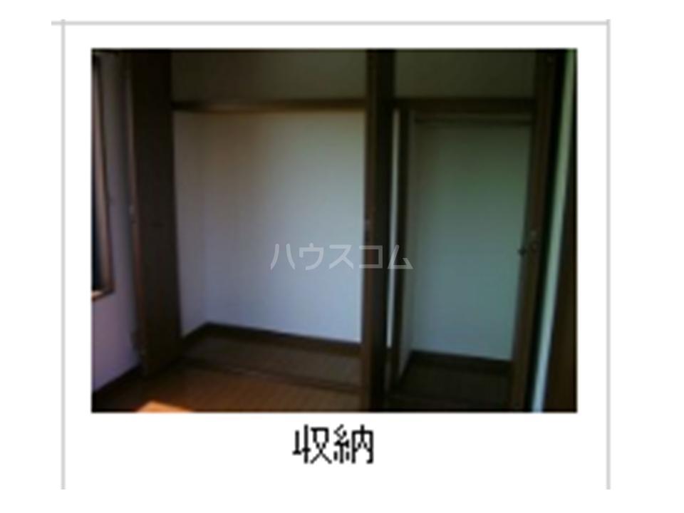 BLD T&T 301号室の収納