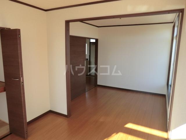 コーポ青山 2-1号室の居室