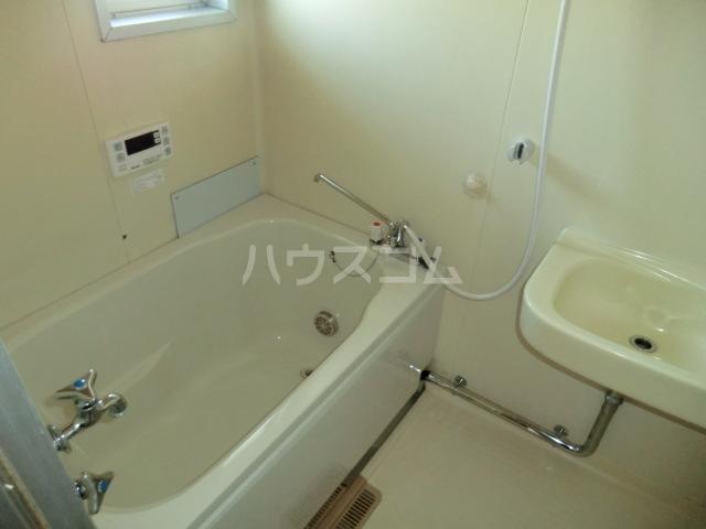 コーポ青山 2-1号室の風呂