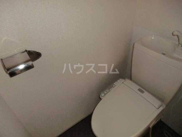 コーポ青山 2-1号室のトイレ
