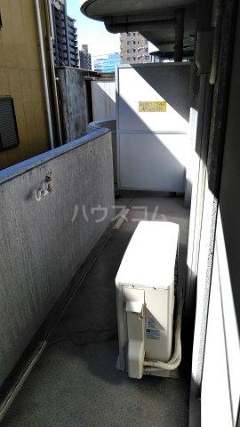 SKY・T 403号室のバルコニー