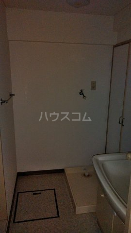 SKY・T 403号室の洗面所