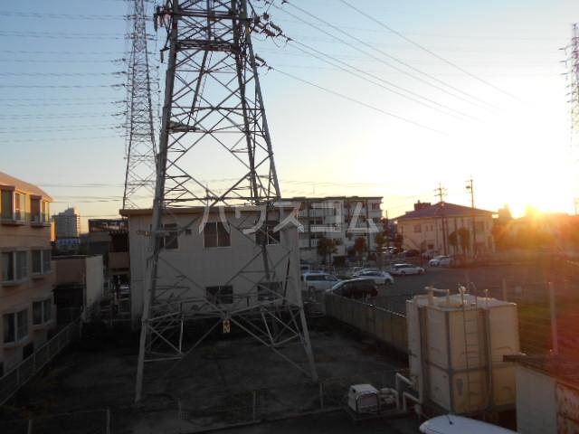 ハイツサンクリスタル 205号室の景色