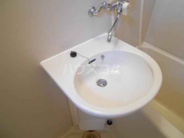 ハイツサンクリスタル 205号室の洗面所