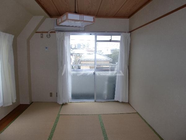 パストラル奥沢 201号室のバルコニー