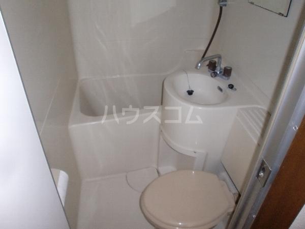 パストラル奥沢 201号室の風呂