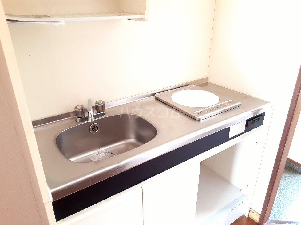 コーポウエストⅡ 202号室の風呂