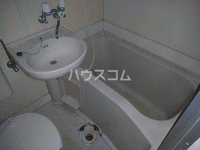 レオパレス用賀 102号室の風呂