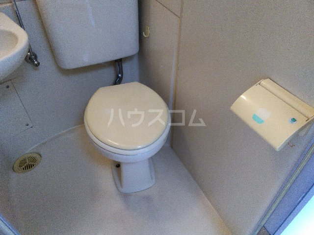 コーポ長谷川 3B号室のトイレ