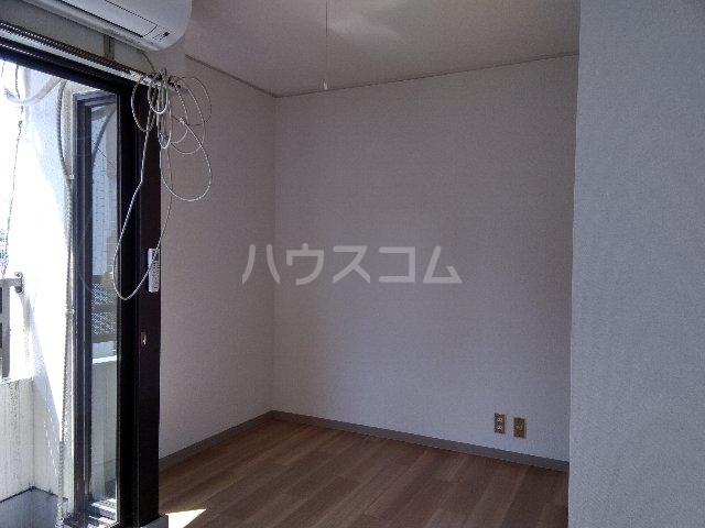 コーポ長谷川 3B号室のベッドルーム