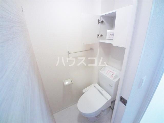 パーシモンⅢ 103号室のトイレ