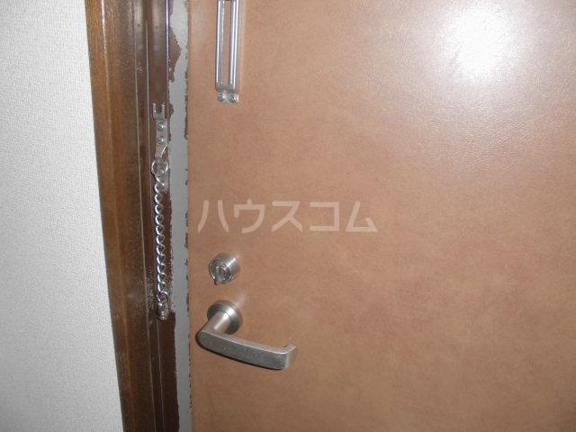 ラヴェンダー保谷 306号室のセキュリティ