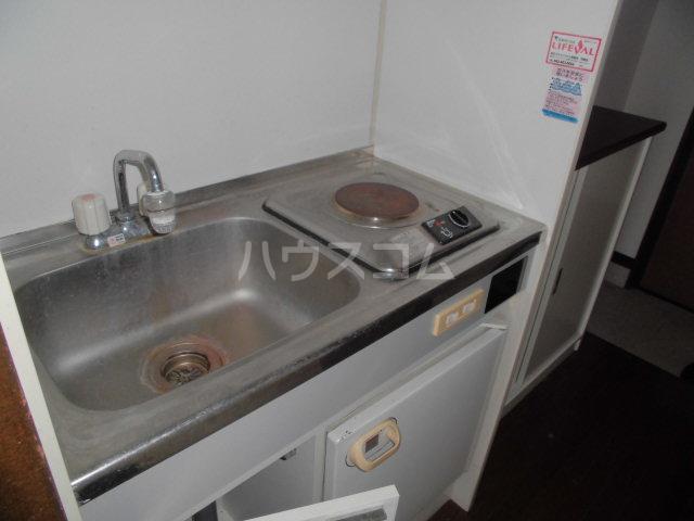 ラヴェンダー保谷 306号室のキッチン