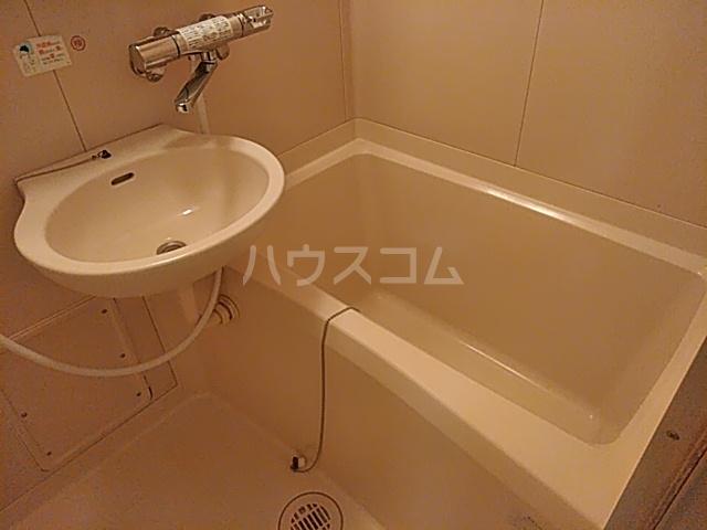 HI-FLEX洗足池 102号室の風呂