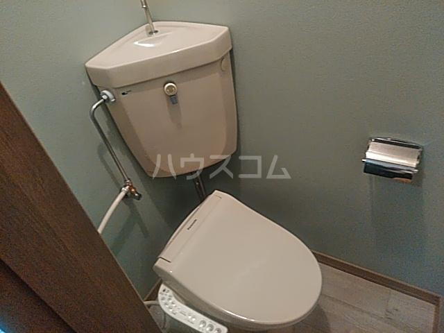 HI-FLEX洗足池 102号室のトイレ