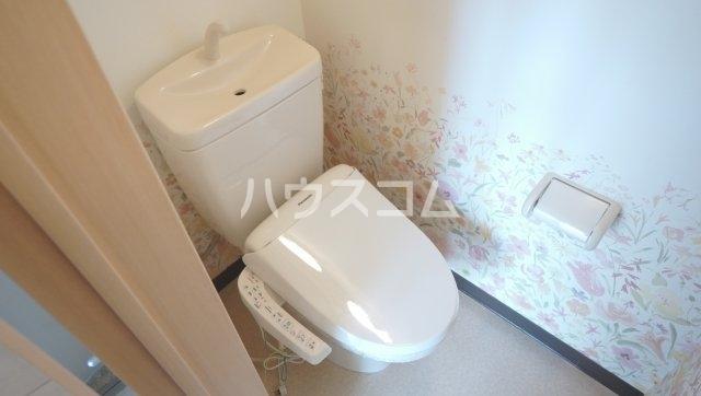 タウンハウスアイワ 3B号室の洗面所