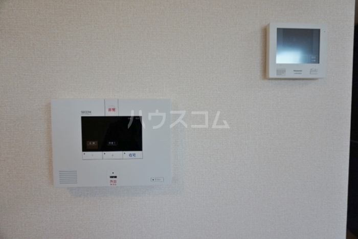 グランドソレイユ久保田 302号室のセキュリティ