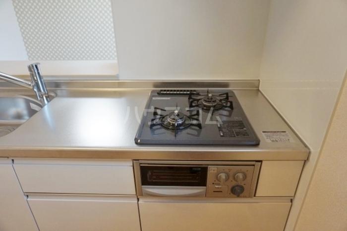 グランドソレイユ久保田 302号室のキッチン