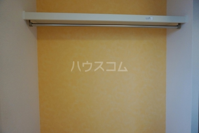 グランドソレイユ久保田 302号室の収納