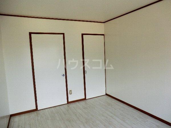 コーポ千暁 203号室のベッドルーム