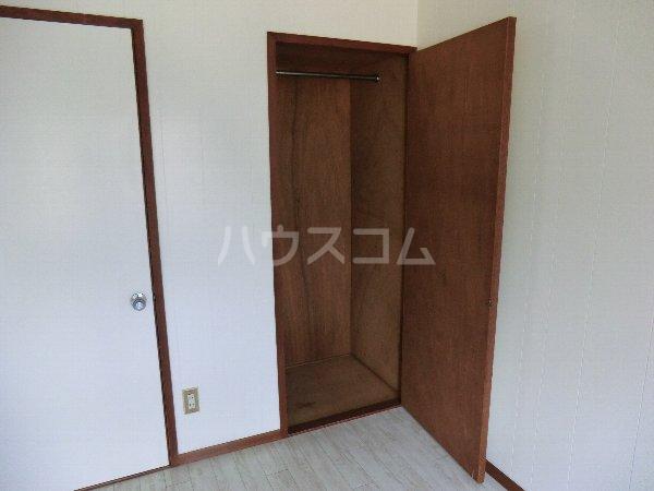 コーポ千暁 203号室の収納