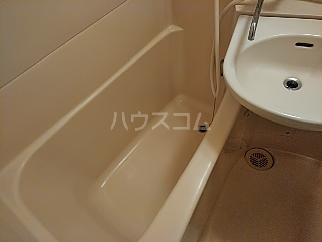 ハイガーデン洗足池 106号室の風呂