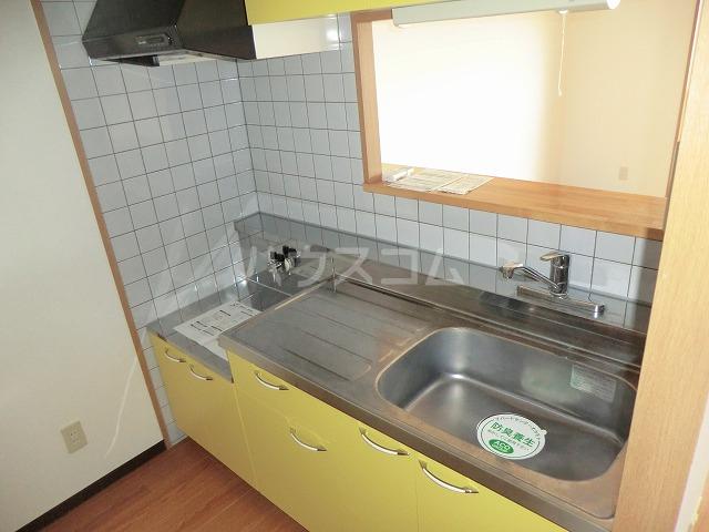 フェリーチェ 101号室のキッチン