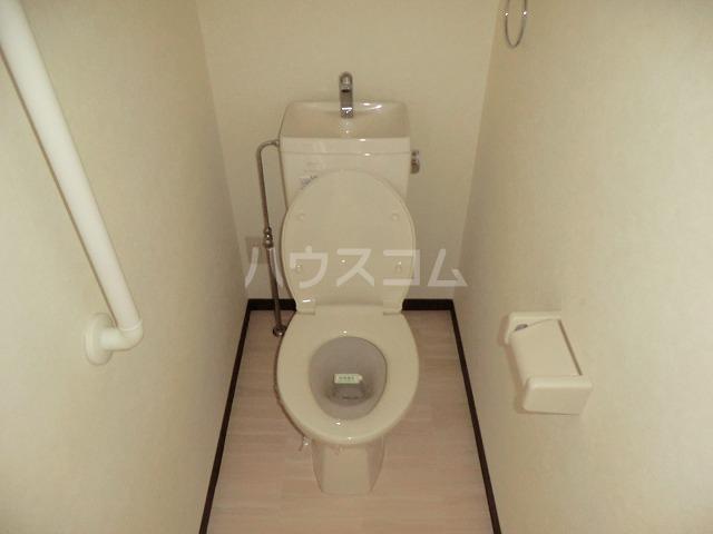 フェリーチェ 101号室のトイレ