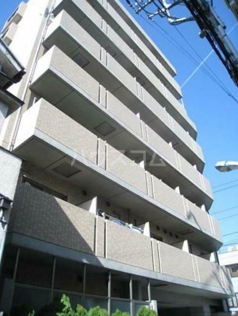 スカイコート富士見台外観写真