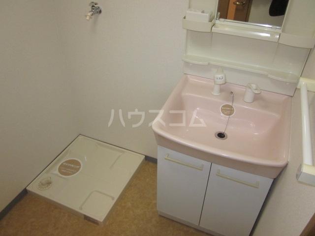 Belledemeure長良 103号室の洗面所