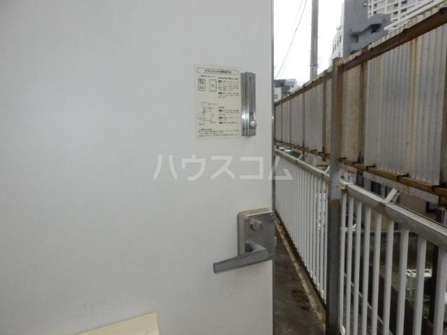 第五幸永ハイツ 202号室のセキュリティ