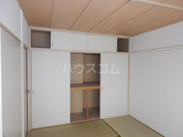 第五幸永ハイツ 202号室の収納