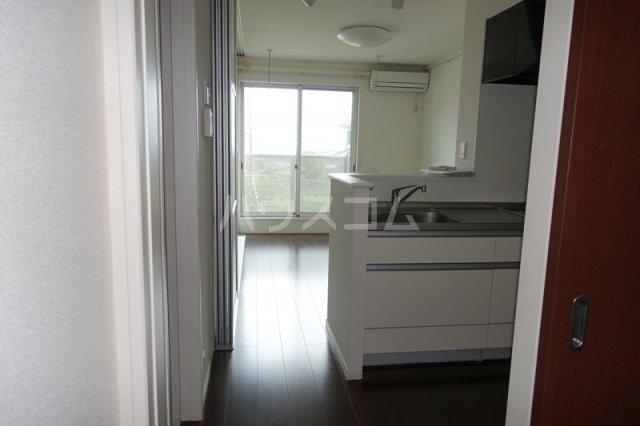 セレッソ A102号室のキッチン