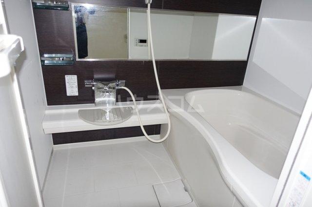 セレッソ A102号室の風呂