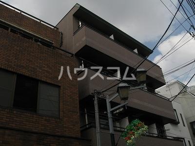 マノワール代田橋外観写真