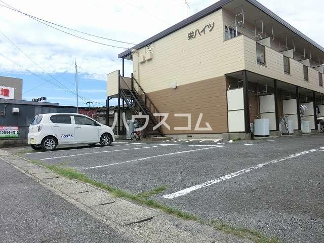 栄ハイツ 101号室の駐車場