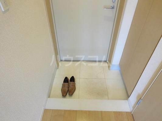 ユニテ・ド・ブラン 501号室の玄関