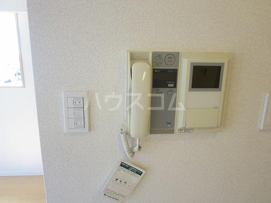 ユニテ・ド・ブラン 501号室のセキュリティ