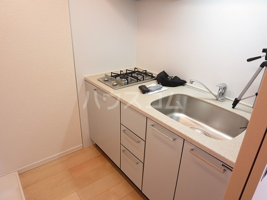 ユニテ・ド・ブラン 501号室のキッチン