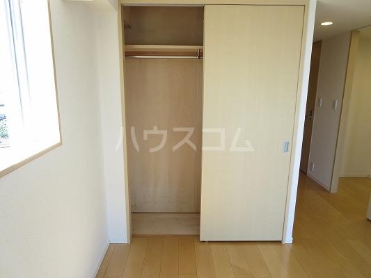 ユニテ・ド・ブラン 501号室の収納