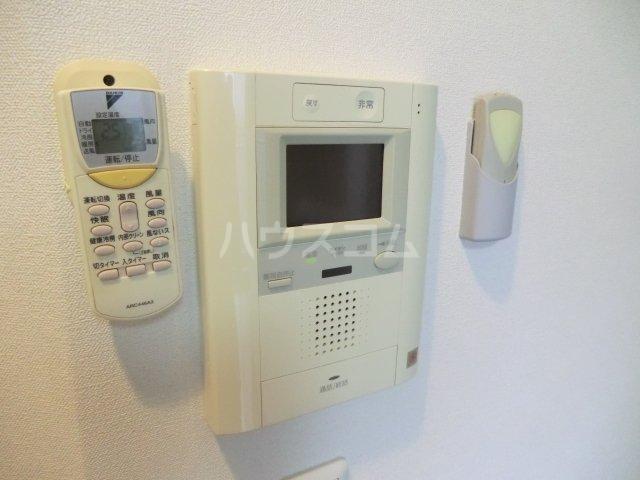 SUN CRESC 402号室のセキュリティ